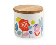 Pojemnik porcelanowy Funny Flowers