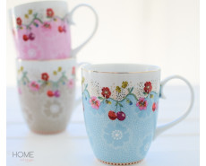 kubek porcelanowy cherry PiP Studio