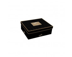 Filiżanki do espresso Coffeemania Black Gift Box