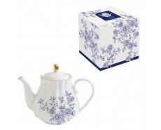 Dzbanek biały do herbaty Royale