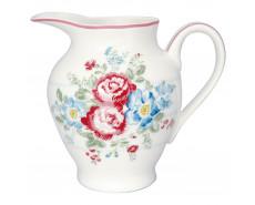 Dzbanuszek porcelanowy Henrietta White