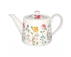 Dzbanek do herbaty Thilde White