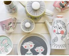zastawa porcelanowa Sandra Isaksson