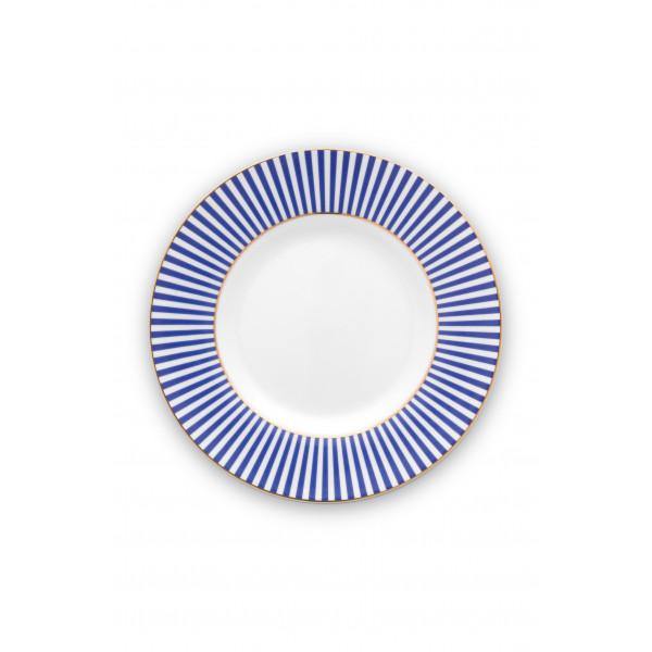 Talerz deserowy Royal Stripes 17 cm