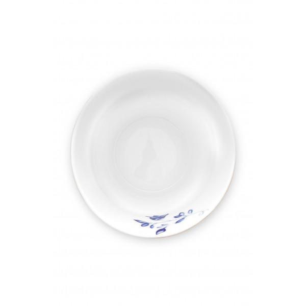 Kubek porcelanowy Royal Dots White