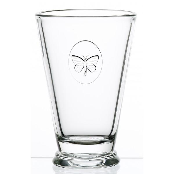 Szklanki z motylkiem Papillon