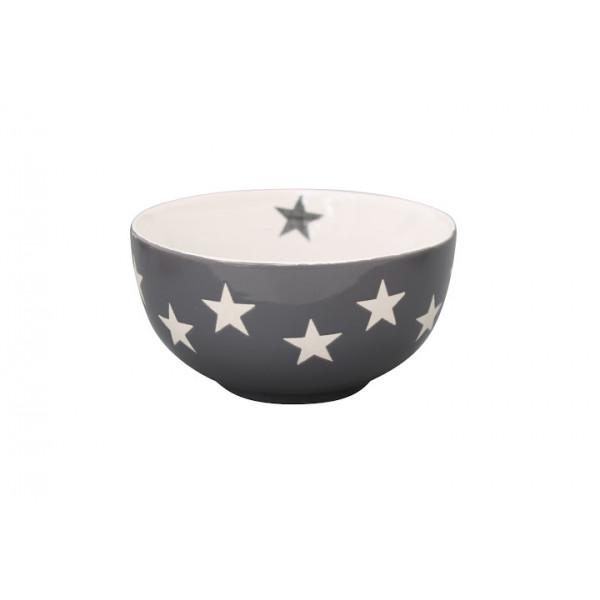 miseczka Star z gwiazdką ciemnoszara