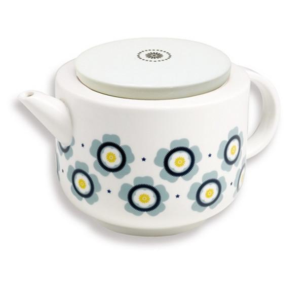 Dzbanek do herbaty Blue Flowers