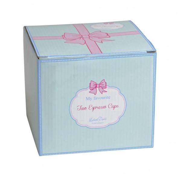 Produkt pakowany jest w kolorowe pudełko, idealne na prezent