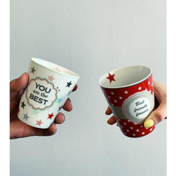 kubek porcelanowy na prezent
