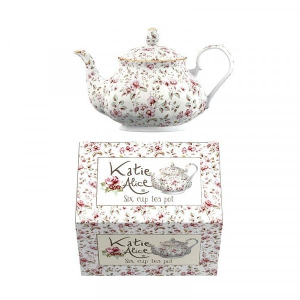 Dzbanek do herbaty w kwiaty Katie Alice Floral