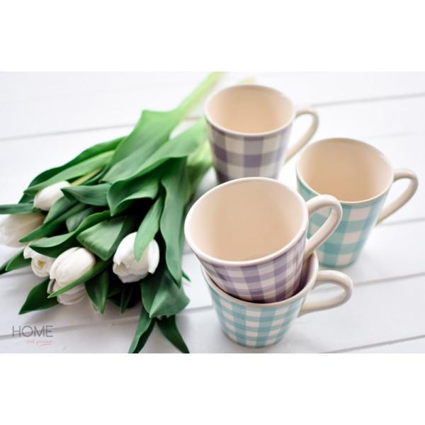 Kubek latte Nigella Lawson