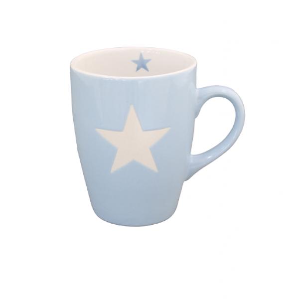 Kubek ceramiczny Star z gwiązdką