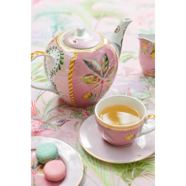 Filiżanka porcelanowa La Majorelle Pink PiP Studio
