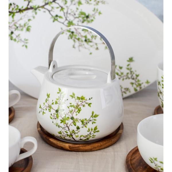 Dzbanek do herbaty Natura Easy Life