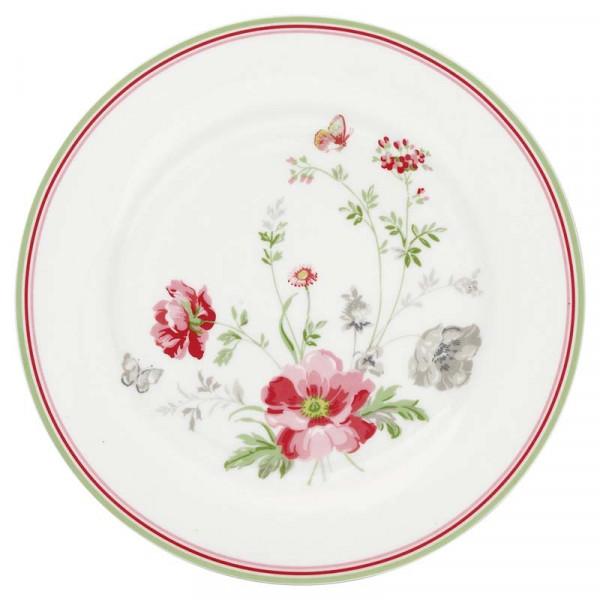 talerz porcelanowy Meadow White