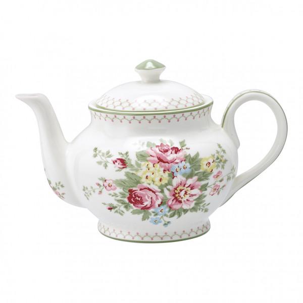 Dzbanek do herbaty Aurelia White