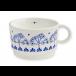 Filiżanka porcelanowa Blue Trees