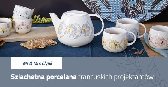 Porcelana Mr & Mrs Clynk