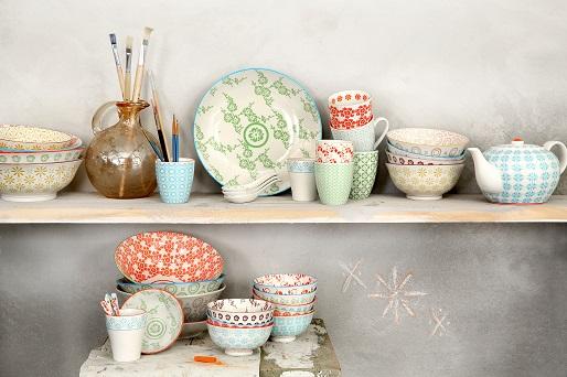Styl orientalny- bogactwo wzorów i kolorów w Twoim domu
