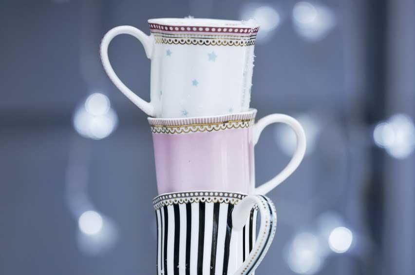 Duńska porcelana Lisbeth Dahl
