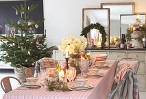 Świąteczna zastawa porcelanowa od Home and Passion