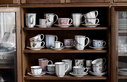 Porcelana angielska i skandynawska