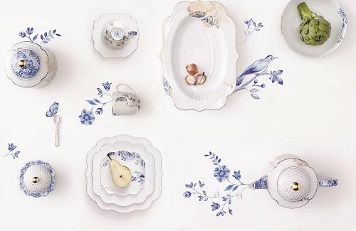 Elegancki serwis do herbaty - na co dzień i od święta – kolekcja Royal White