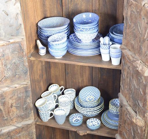 Historia powstania porcelany jako zastawy stołowej