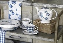 Katie Alice-angielska porcelana w kwiaty