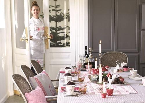 Porządki przedświąteczne  - jak odświeżyć porcelanę przed Bożym Narodzeniem