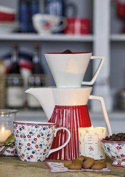 dzbanek do kawy i dzbanek do herbaty