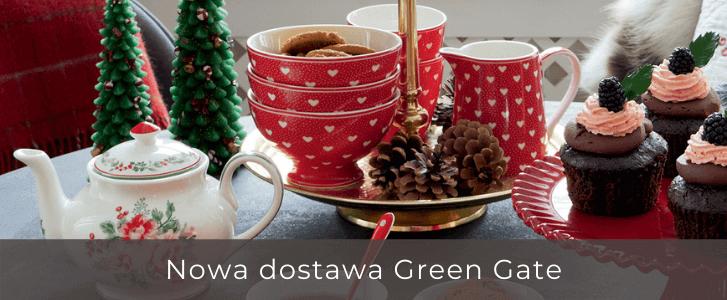 Porcelana i ceramika Green Gate
