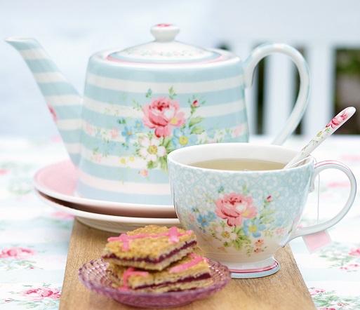 Jak elegancko podawać herbate