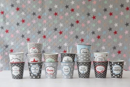 Kubek porcelanowy jako pomysł na sentymentalny prezent