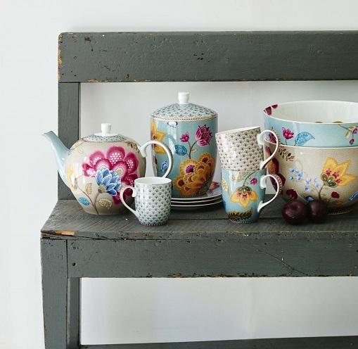 Porcelana holenderska PiP Studio