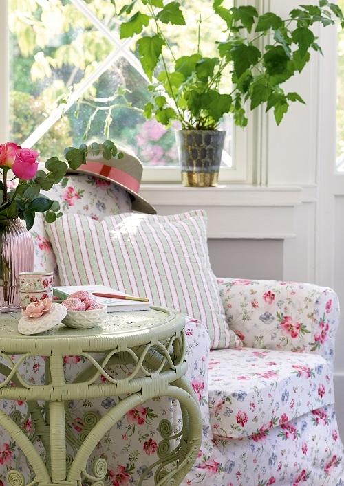 Wiosenna dekoracja mieszkania