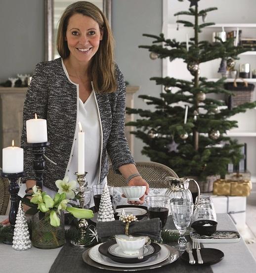 Wybór świątecznej zastawy stołowej